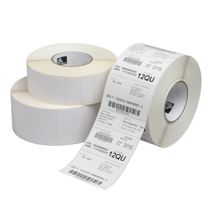 Zebra Thermal Label 100mm x 150mm x 38mm - 500 Labels